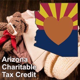 Arizona Charitable Tax Credits