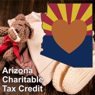 Arizona Charitable Tax Credits
