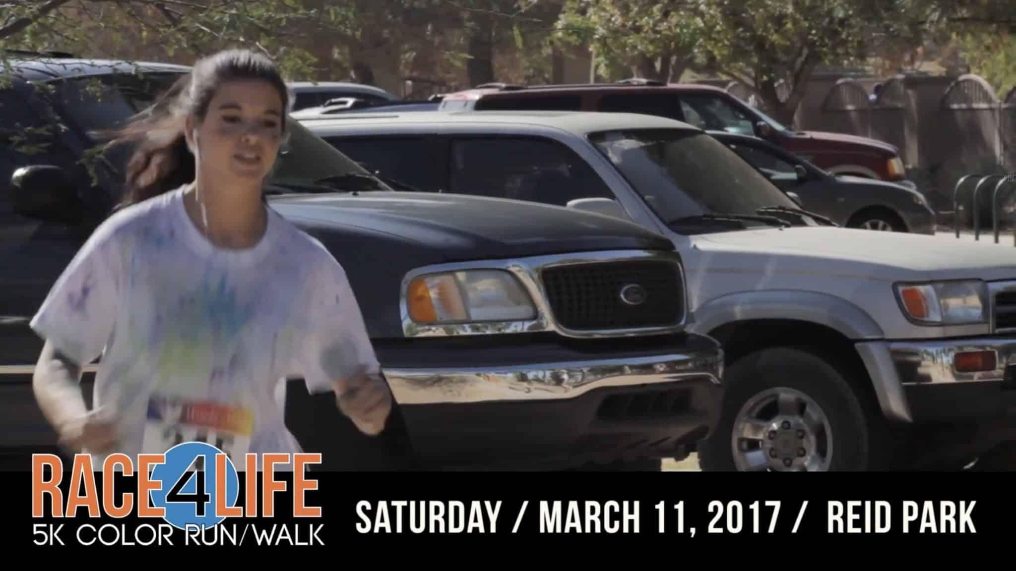 race4life-video-promo Materials