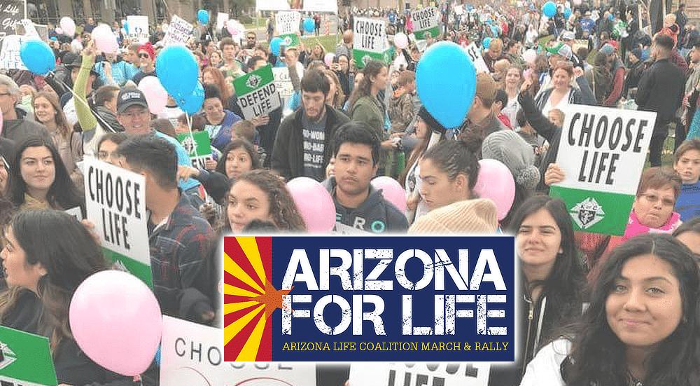 Arizona for Life Rally