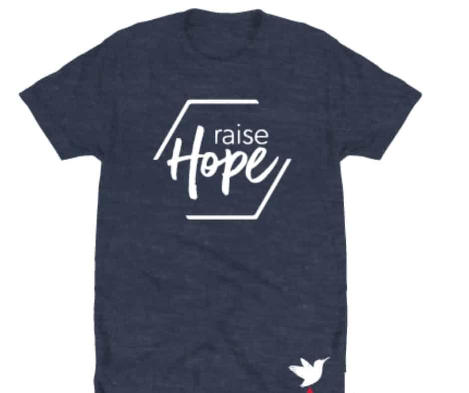 raise hope tshirt