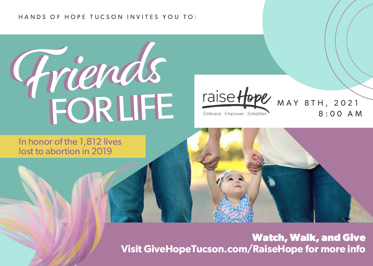Friends for Life Flyer